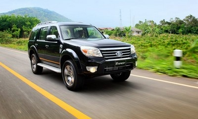 Everest AT 2009 Limited - Hy vọng mới của Ford Việt Nam