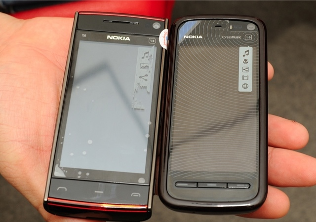 Nokia X6 - Comes With Music