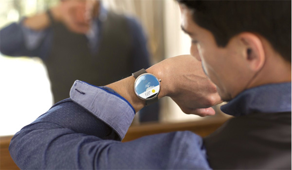 Android Wear: Điểm kích hỏa smartwatch