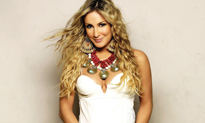 Claudia Leitte khuấy động World Cup