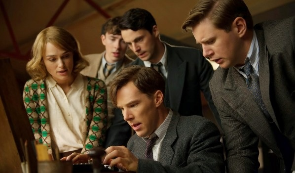 The Imitation Game tỏa sáng