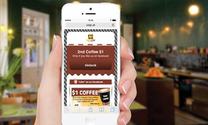 Mobile coupon trong marketing Big Data