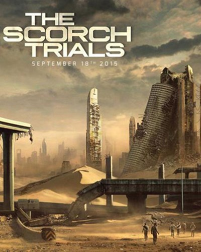 The Maze Runner: Scorch Trials doanhnhansaigon