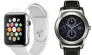 Chọn Apple Watch hay LG Watch Urbane?