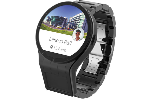 Lenovo Magic View: Smartwatch hai màn hình