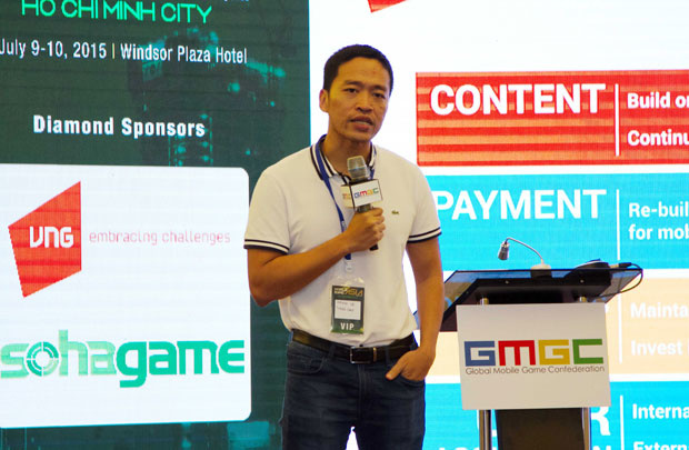 Hội thảo quốc tế Mobile Game Asia 2015