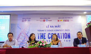Cuộc thi Today's Voice Contest 2015