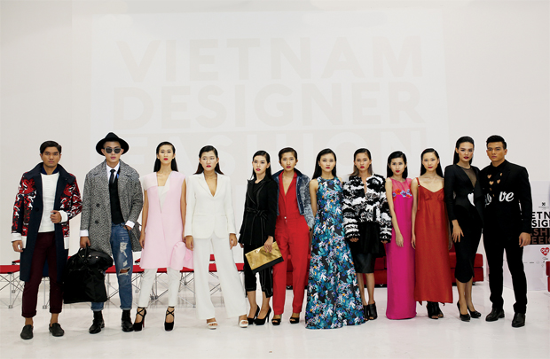 Vietnam Designer Fashion Week 2016