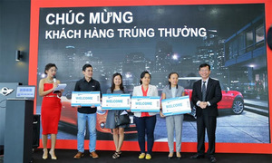 Euro Auto trao thưởng 6 suất du lịch Anh Quốc