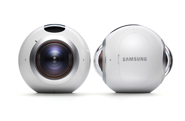 Camera Samsung Gear 360