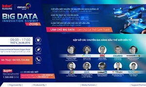 "Diễn đàn ""Big Data Innovation Summit 2016"""