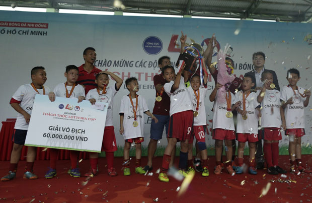 Chung kết Lotteria Cup 2016