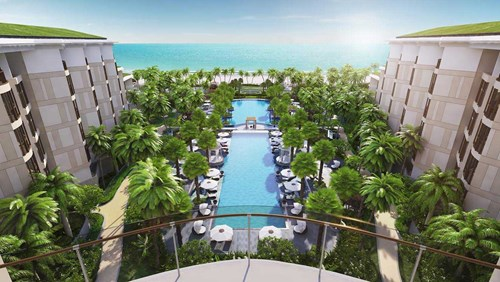 InterContinental Phu Quoc Long Beach Resort & Residences doanhnhansaigon