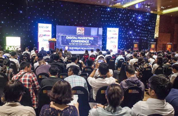 "Hội thảo về digital marketing ""AdDays in Vietnam"""
