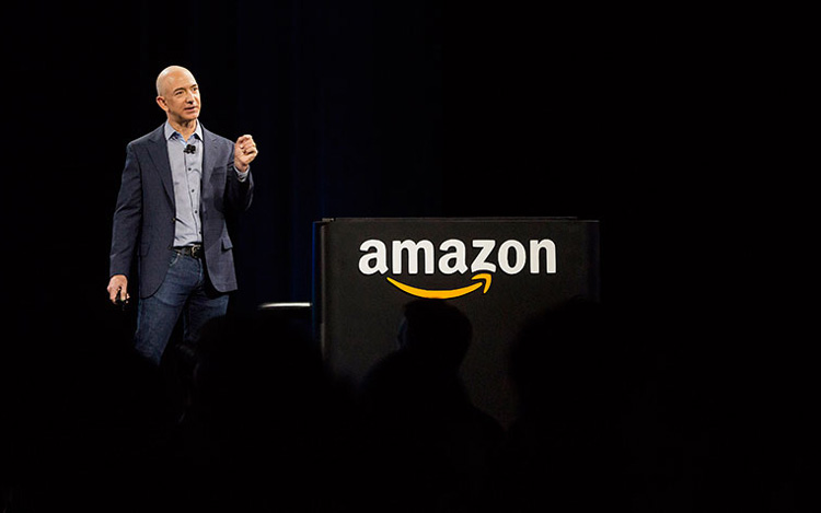 Amazon CEO - Jeff Bezos