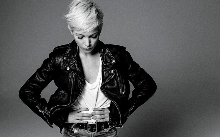 Michelle Williams - nàng thơ của Hollywood
