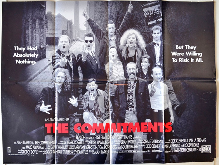 phim the commitments