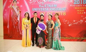 Ra mắt cuộc thi Miss Vietnam Universe Pageant