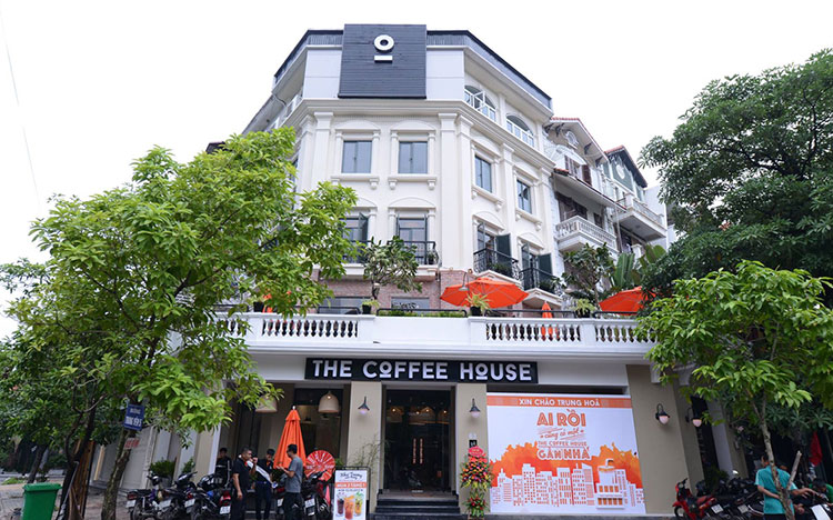 The Coffee House muốn