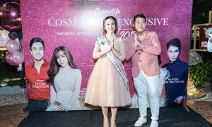 Cosmolife's Exclusive Night 2018