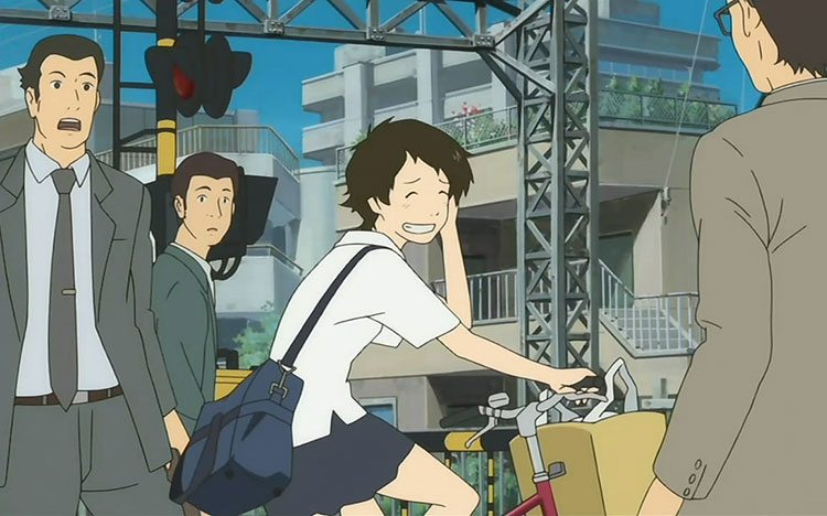 dao dien Mamoru Hosoda The Girl Who Leapt Through Time doanhnhansaigon