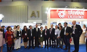 Taiwan Excellence tại VietWater 2018
