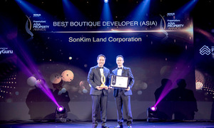 "SonKim Land nhận giải ""Best Boutique Developer"""