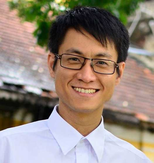 Anh Huỳnh Hạnh Phúc, CEO & Co-founder Green Edu, CEO & Founder Teach For Vietnam