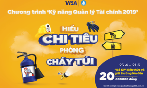 Khởi động chương trình Kỹ năng Quản lý Tài chính