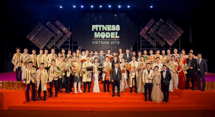 Thanks Party - Vietnam Fitness Model 2019