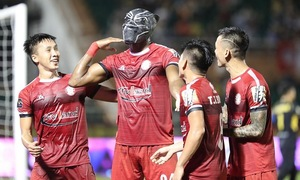 Thú vị lượt đi V. League 2019