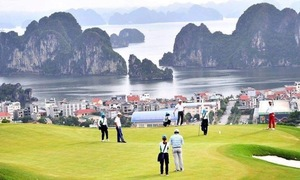 Hạ Long - Điểm hẹn VPGA Tour lần 3