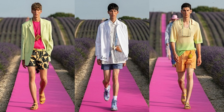Ready-to-wear Summer Spring 2020: Color Block tung hoành