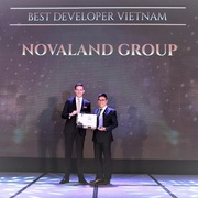 Novaland Group đạt Giải Best Developer Vietnam