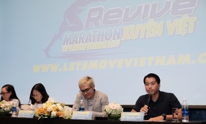 Giải chạy Revive Marathon xuyên Việt