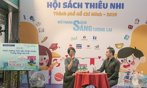 Hội sách Thiếu nhi TP.HCM 2019: Chơi mà học, học mà chơi