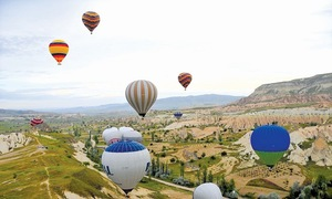 Cappadocia: Chuyến đi trái mùa