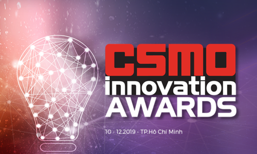 CSMO Innovation Awards - Sân chơi của sales và marketing