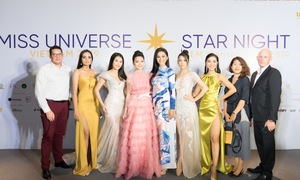 Đêm Miss Universe Star Night quyên góp hơn 1 tỷ đồng cho hoạt đồng từ thiện