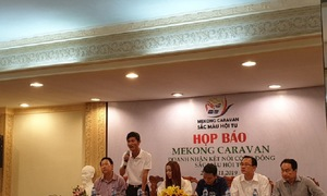 Mekong Caravan - Sắc màu hội tụ 2019