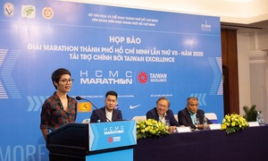 Hơn 9.000 người sẽ tham gia giải Marathon TP.HCM 2020