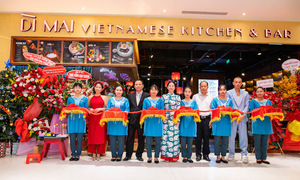Nhà hàng Dì Mai thêm chi nhánh thứ ba tại Crescent Mall