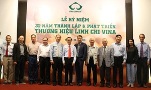 32 năm thành tựu với nấm linh chi
