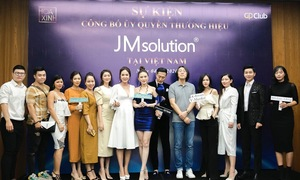 JM Solution hợp tác với Hoa Xinh