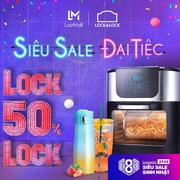 Siêu sale Lock&Lock