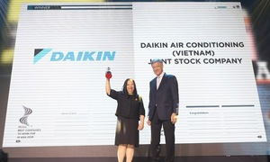 "Daikin Việt Nam đạt giải ""HR Asia Best companies to work for in Asia 2020 Awards - Vietnam Edition"""