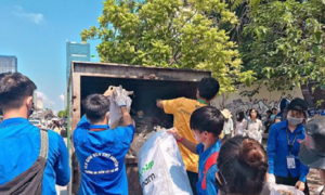 Canon đồng hành chiến dịch World Cleanup Day