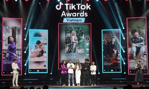 """Vũ điệu rửa tay"" và ""Ghen Cô Vy"" cùng ẵm giải tại TikTok Awards 2020"